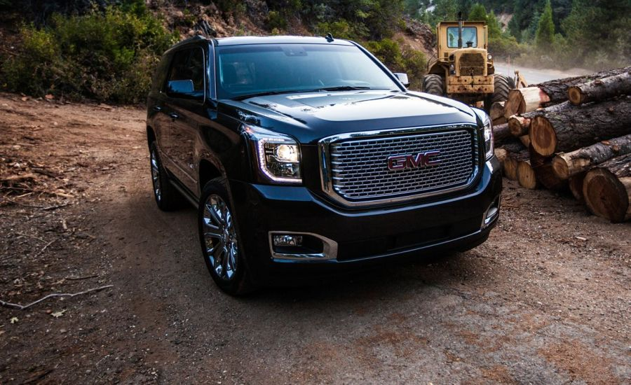 2015 GMC Yukon Denali 4x4 Tested   Review   Car and Driver 2015 GMC Yukon Denali 4WD