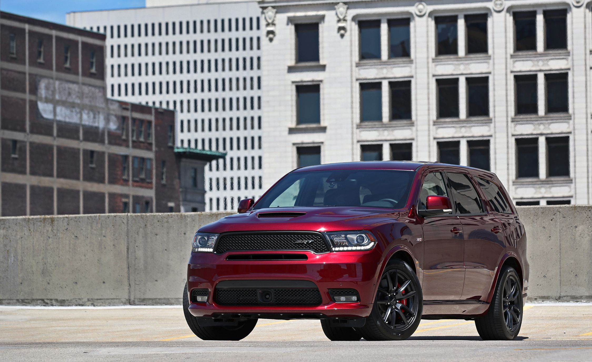 2018 Dodge Durango   In-Depth Model Review   Car and Driver