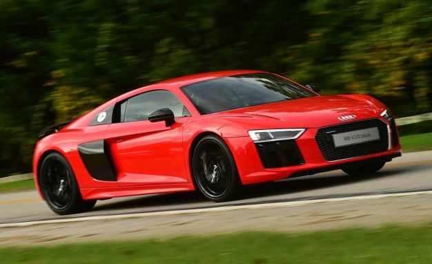 2017 Audi R8 V10 Pricing Released     News     Car and Driver View 26 Photos 2017 Audi R8 Pricing PLACEMENT