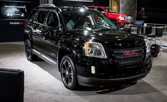 2010 GMC Terrain V6 Road Test   Review   Car and Driver