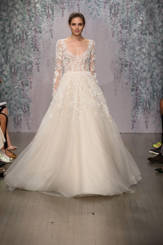 bridal fashion fall wedding gowns