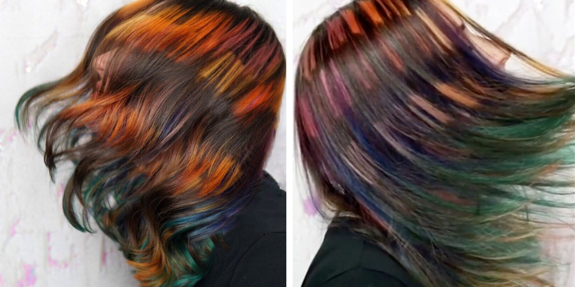 'Harry Potter' Gryffindor Hair Color Is a Real Thing - Trending Hair Color Ideas 2018
