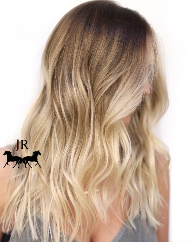 Ombre hair colours for 2018   17 styles to give you ALL the inspo