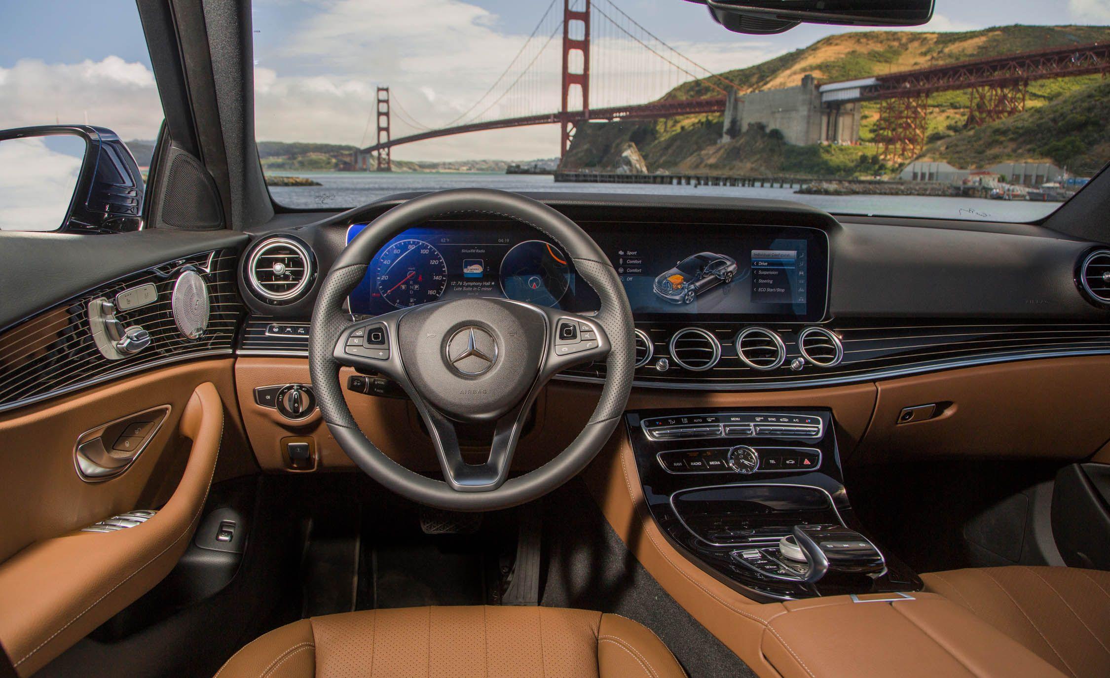 2018 Mercedes-Benz E-class sedan Review – Interior and Passenger Space