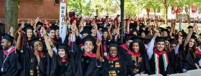 Graduation   Harvard Medical School