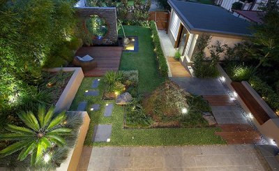 15 Modern and Contemporary Courtyard Gardens in the City ...