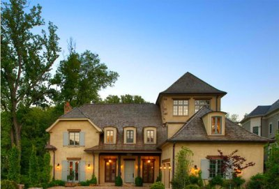 20 Different Exterior Designs of Country Homes | Home Design Lover