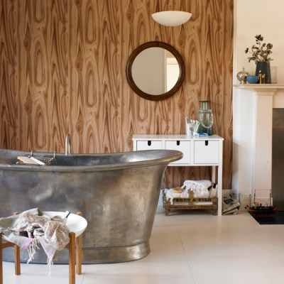 Bathroom Wallpaper Ideas