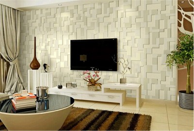 3D Wallpaper for Living Room: 15 Amazingly Realistic Ideas - Home Loof