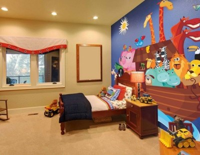 Awesome and Charming Toddler Boy Bedroom Ideas | Home Interiors