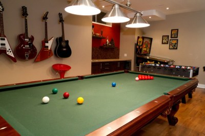 A Game Room for Adult That Will Make Your Leisure Time ...