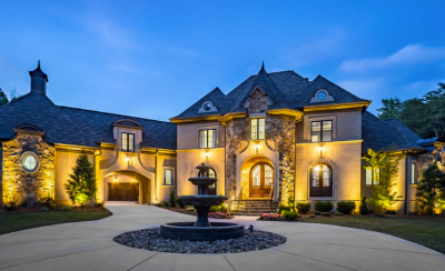 12,000 Square Foot European Style Mansion In Charlotte, NC | Homes of the Rich