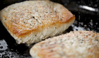 How to Perfectly Sear Fish