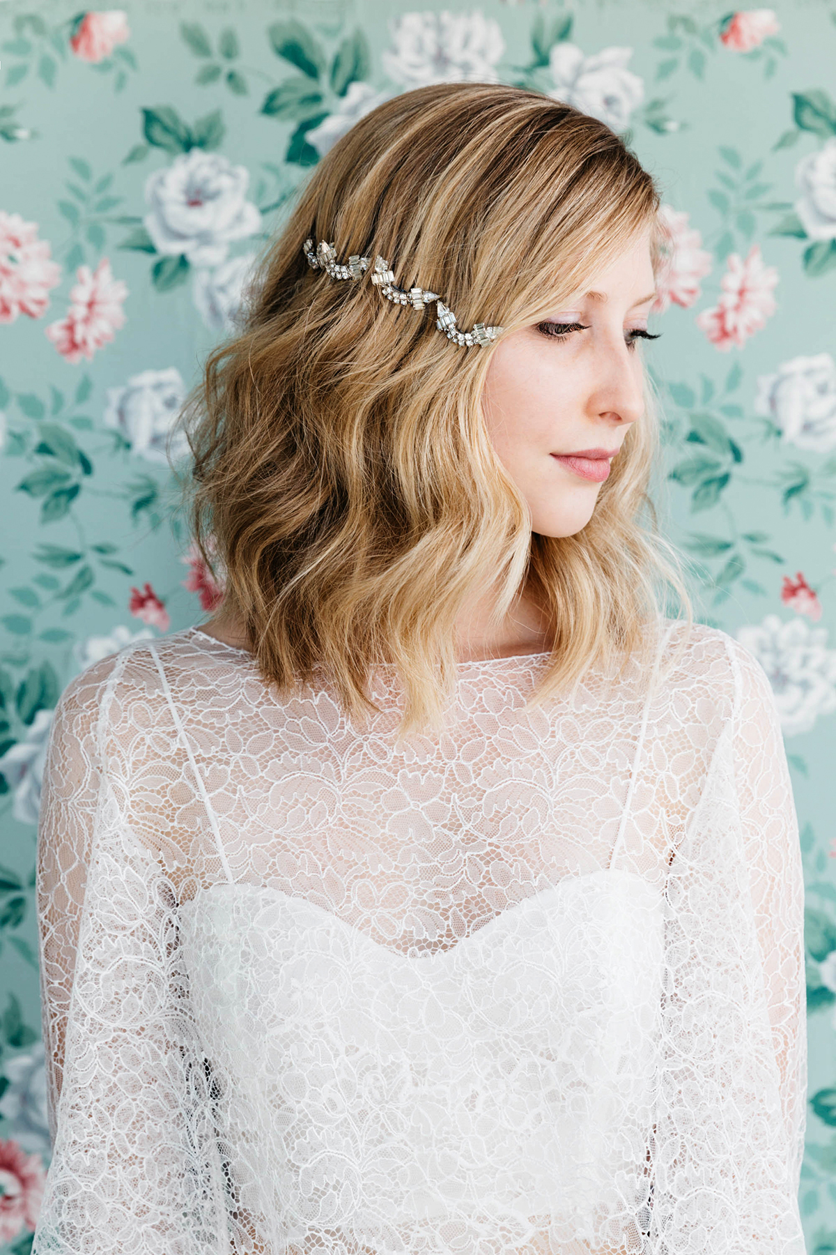 diy hair accessories with vintage jewelry wedding hair accessories
