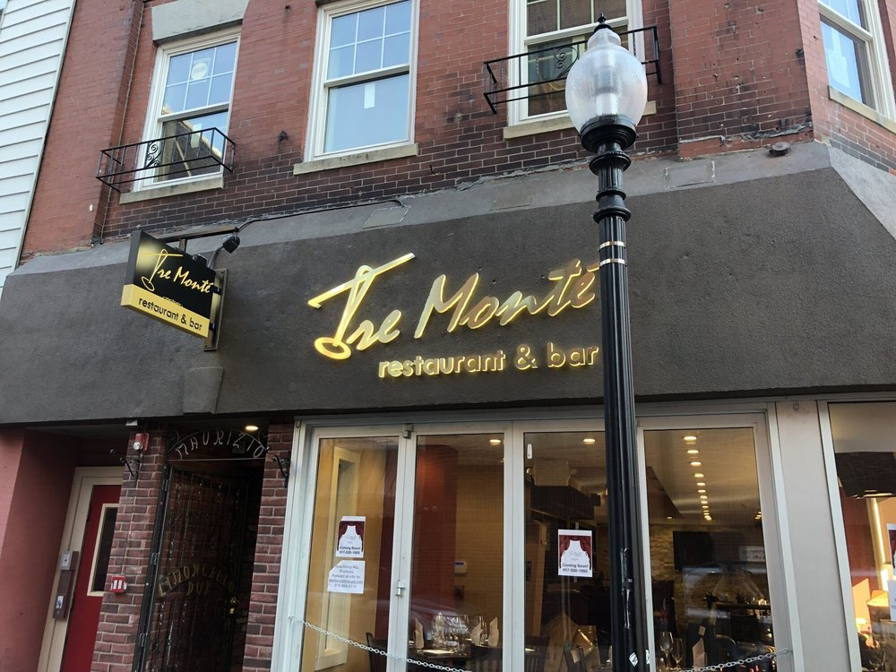 Woburn s TreMonte Restaurant   Bar expands to the North End   Hoodline Tremonte restaurant  26 bar north end photo 1