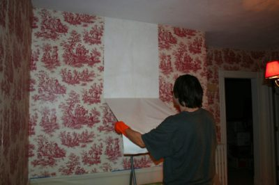 Home Wallpaper Removal Tips That Work (...DON'T Paint Over It!) | The Household Tips Guide