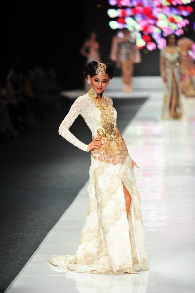 An Indonesian Dream Wedding Dress | House of Rubi