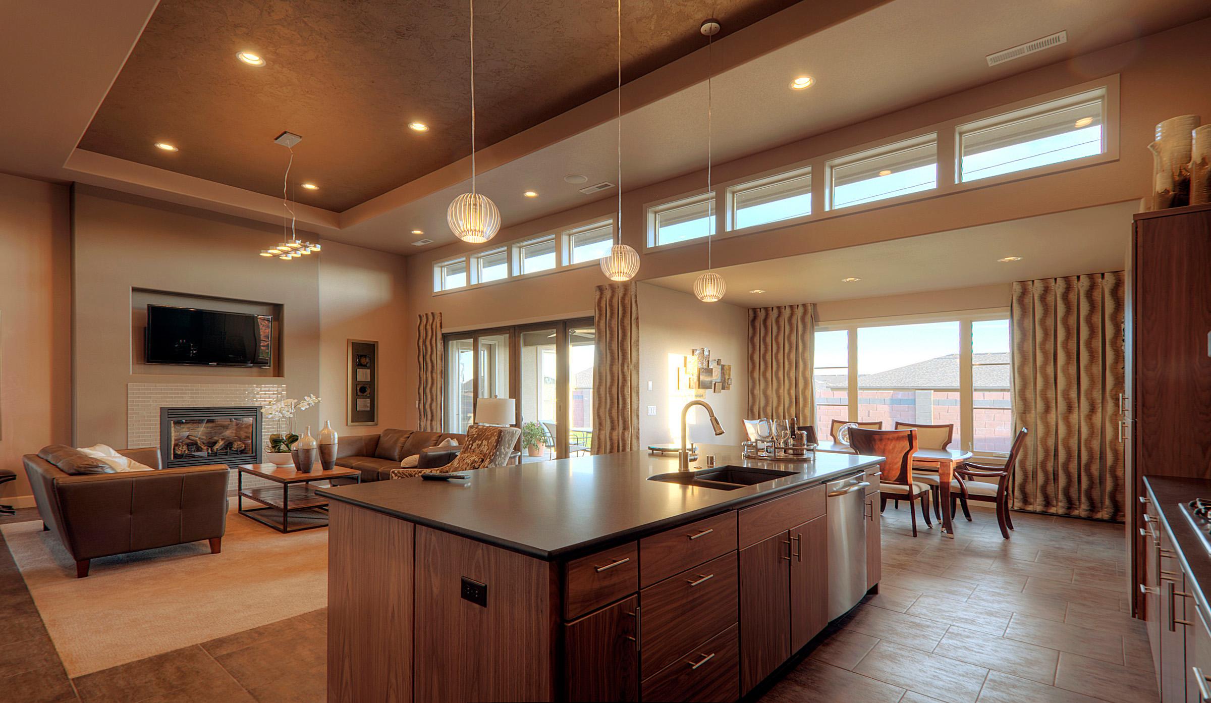 open floor plans open floor plan kitchen