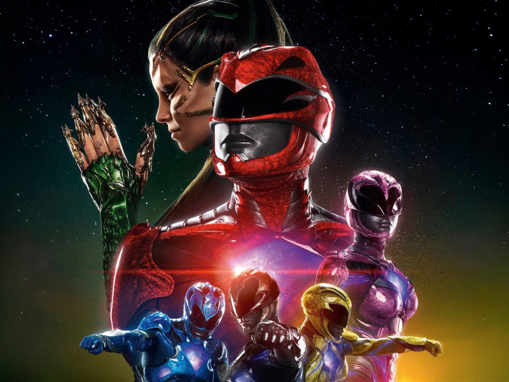 2017 movie, Power Rangers wallpaper – HD wallpapers