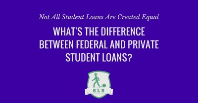 Federal and Private Student Loans - What's The Difference?