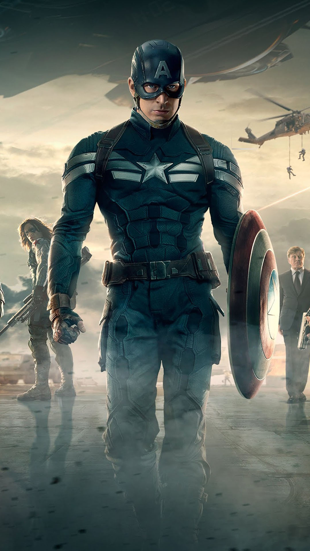 Captain America 2 The Winter Soldier