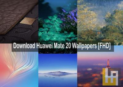 Download Huawei Mate 20 Live Wallpapers and Stock Wallpapers | EMUI 9.0 Wallpapers | Huawei Advices
