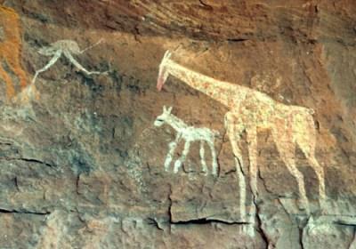 Art around 20,000 BC