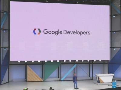 Highlights of Google's developer keynote from I/O 2017