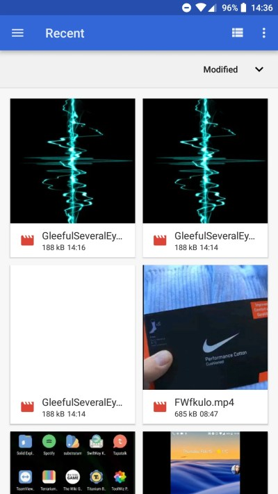 Here's how to set an animated GIF or an MP4 video as a homescreen wallpaper (Android guide ...
