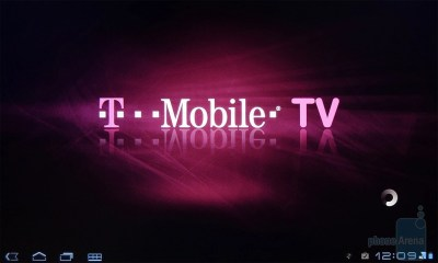 T-Mobile G-Slate Review - Interface, Contacts and Organizer