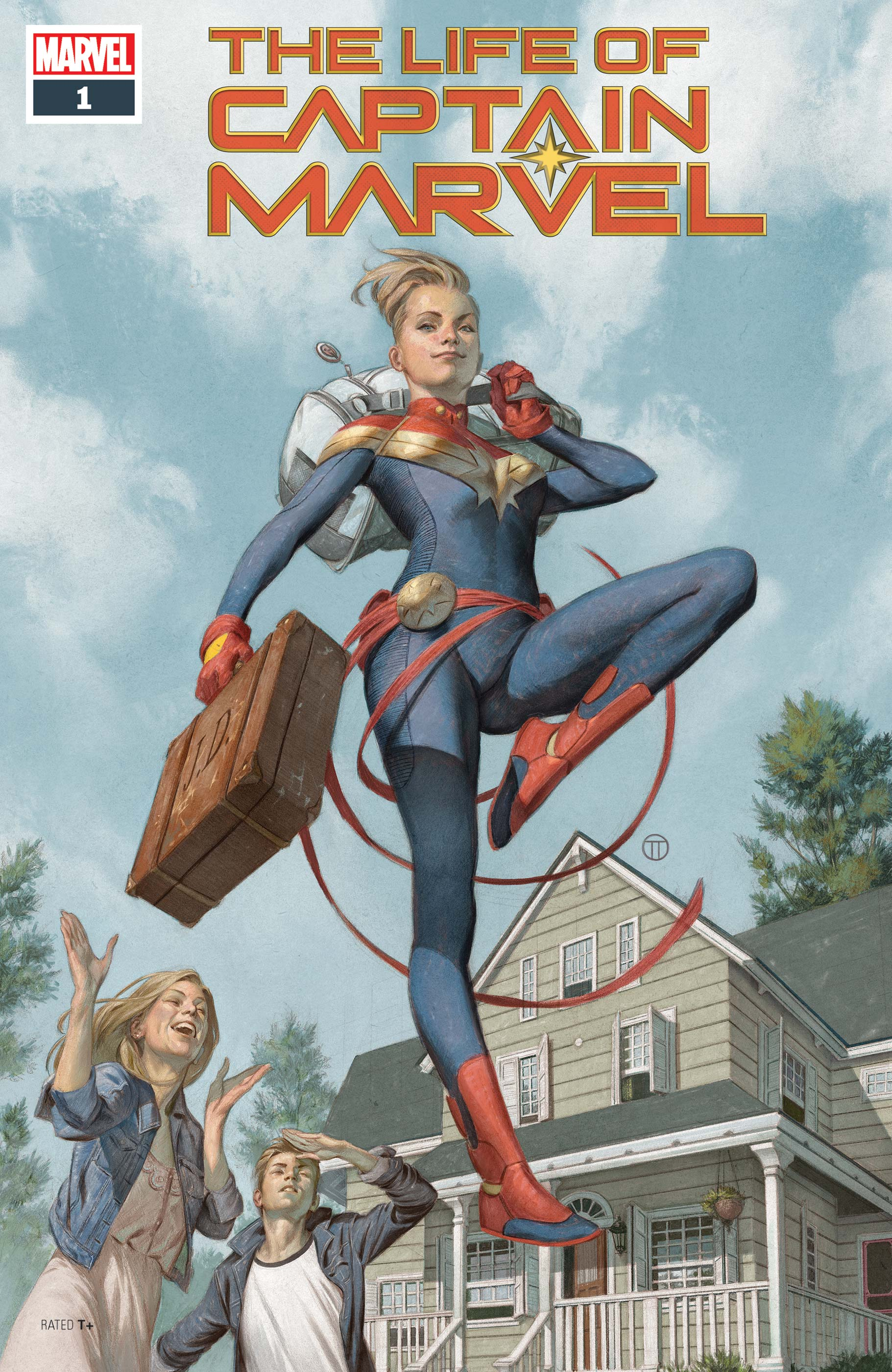 The Life of Captain Marvel  2018   1   Comics   Marvel com The Life of Captain Marvel  2018   1