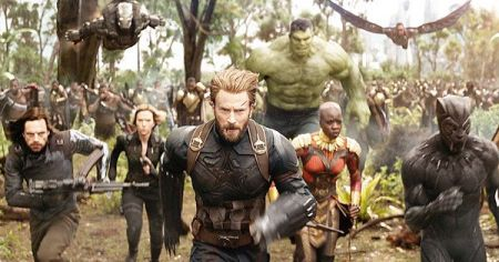 Movie review   The Avengers  Infinity War  worth the wait  but comes     Movie review   The Avengers  Infinity War  worth the wait  but comes with a  steep price for the MCU
