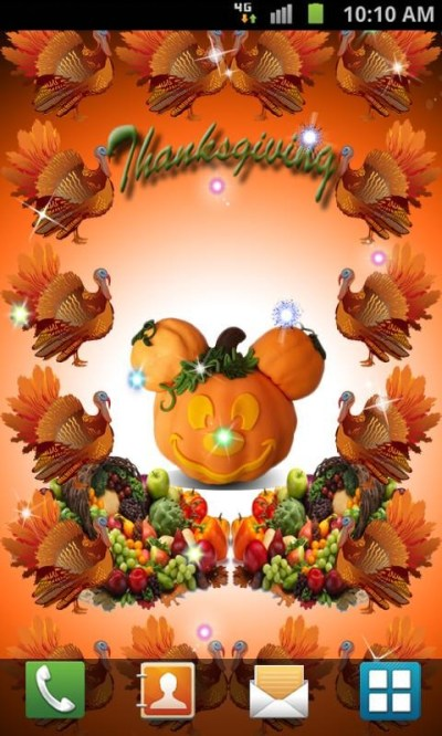 Thanksgiving Live Wallpaper Free Android Live Wallpaper download - Appraw