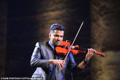 Balabhaskar funeral revealed after Indian violinist dies following car crash | Daily Mail Online