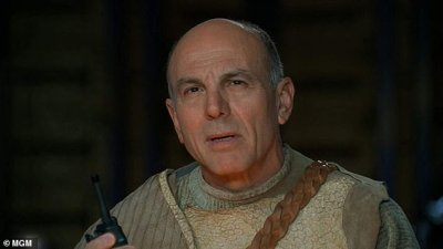 Carmen Argenziano dies aged 75, Stargate SG-1 and Godfather II actor | Daily Mail Online