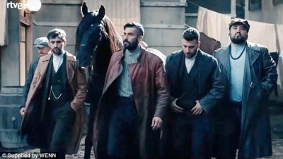 Spanish drama El Continental described as 'copy' of Peaky Blinders | Daily Mail Online