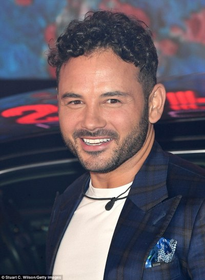 Who is Ryan Thomas? CBB 2018 star and Lucy Mecklenburgh's boyfriend revealed | Daily Mail Online