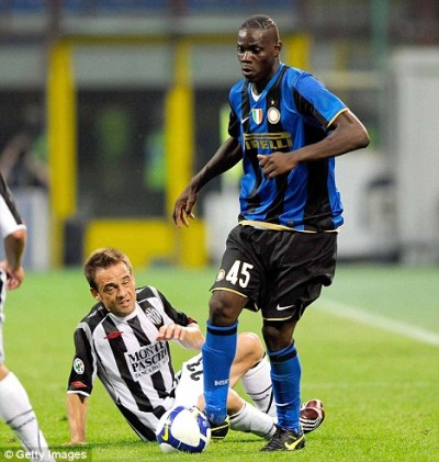 West Ham boss Gianfranco Zola desperate to hammer out deals for Inter Milan duo Mario Balotelli ...