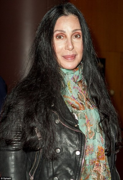 Never too old for leggings! Cher defies her 66 years as she steps out in skintight pants | Daily ...