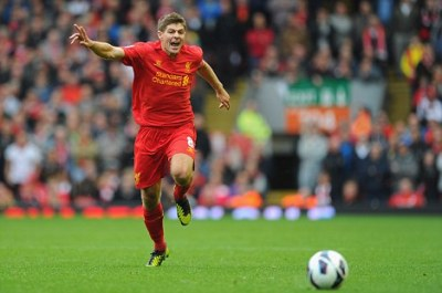 Steven Gerrard offers no excuses | Daily Mail Online