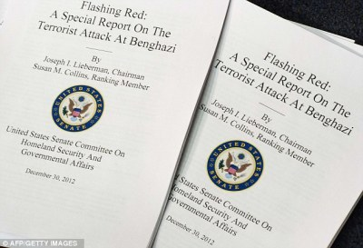 Senate report on Benghazi attack says State Department made 'grievous mistake' in keeping the ...