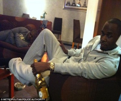 Drug dealers who lived millionaire lifestyle drinking Dom ...