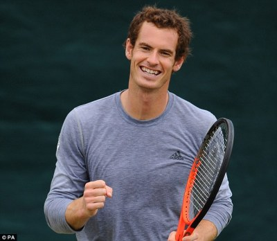 Wimbledon 2013: Andy Murray reveals talk with Sir Alex Ferguson on how to handle pressure ...