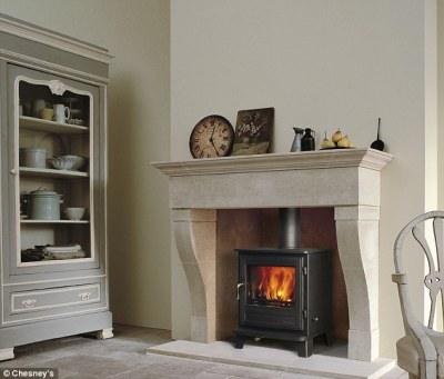 How much can you save with a wood burning stove or even a biomass boiler? | This is Money