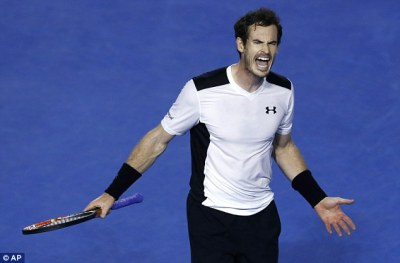 Andy Murray talks off-court stresses ahead of Australian Open clash with Milos Raonic | Daily ...