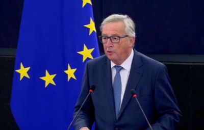 EU faces 'battle for survival' warns President Juncker as he points to rising nationalism ...