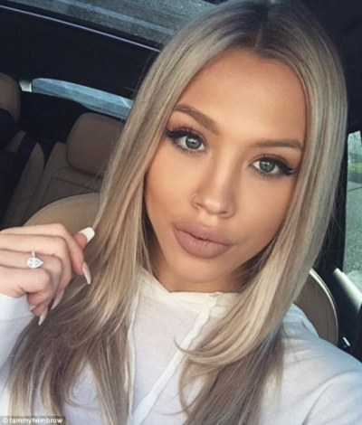 Tammy Hembrow answers questions about her pregnancy in YouTube video | Daily Mail Online