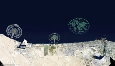 Dubai plans a £1.3bn project on new artificial islands | Daily Mail Online
