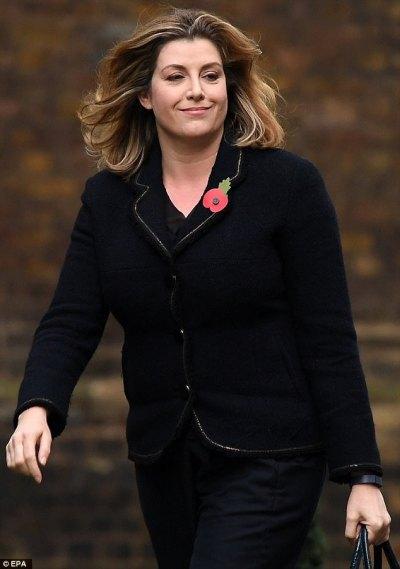 Penny Mordaunt says Michel Barnier lacks pragmatism   Daily Mail Online