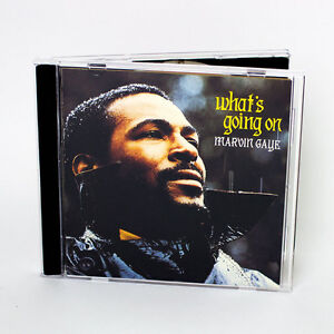 Marvin Gaye - What's Going On - music cd album | eBay